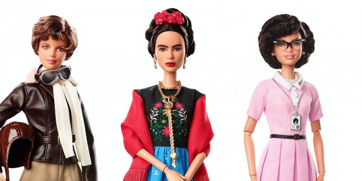 Salma Hayek despotrica contra creación de Barbie en honor a Frida Kahlo