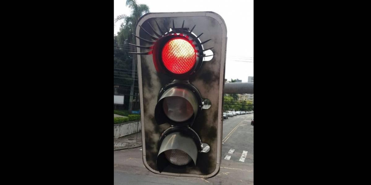 Pedestre tem mais tempo para travessia de semáforos em 3 avenidas de SP