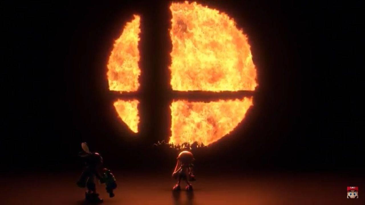 Nintendo Finalmente Anuncia Super Smash Bros Para Switch