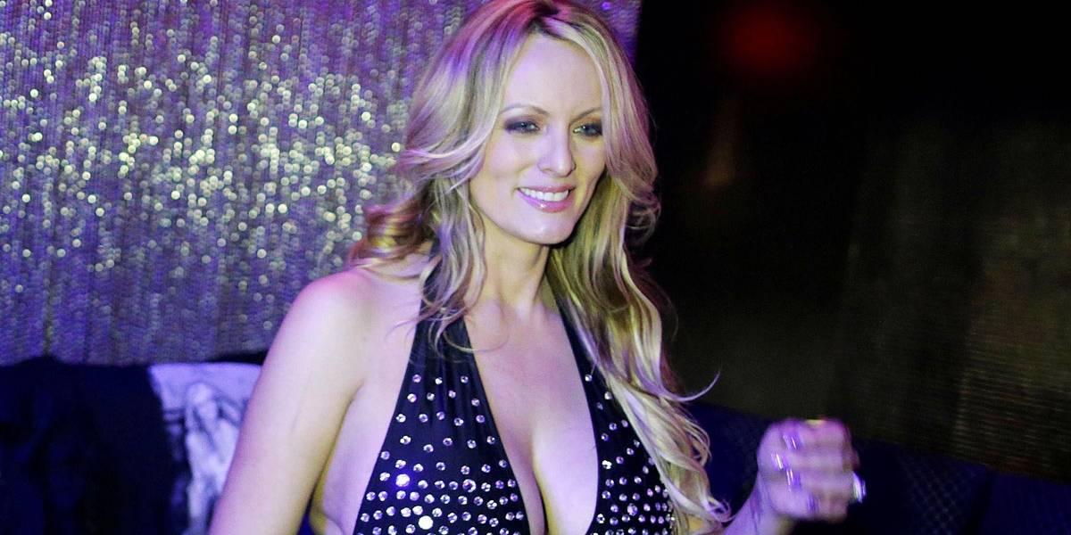 Trump entra com ação para 'calar' atriz pornô Stormy Daniels