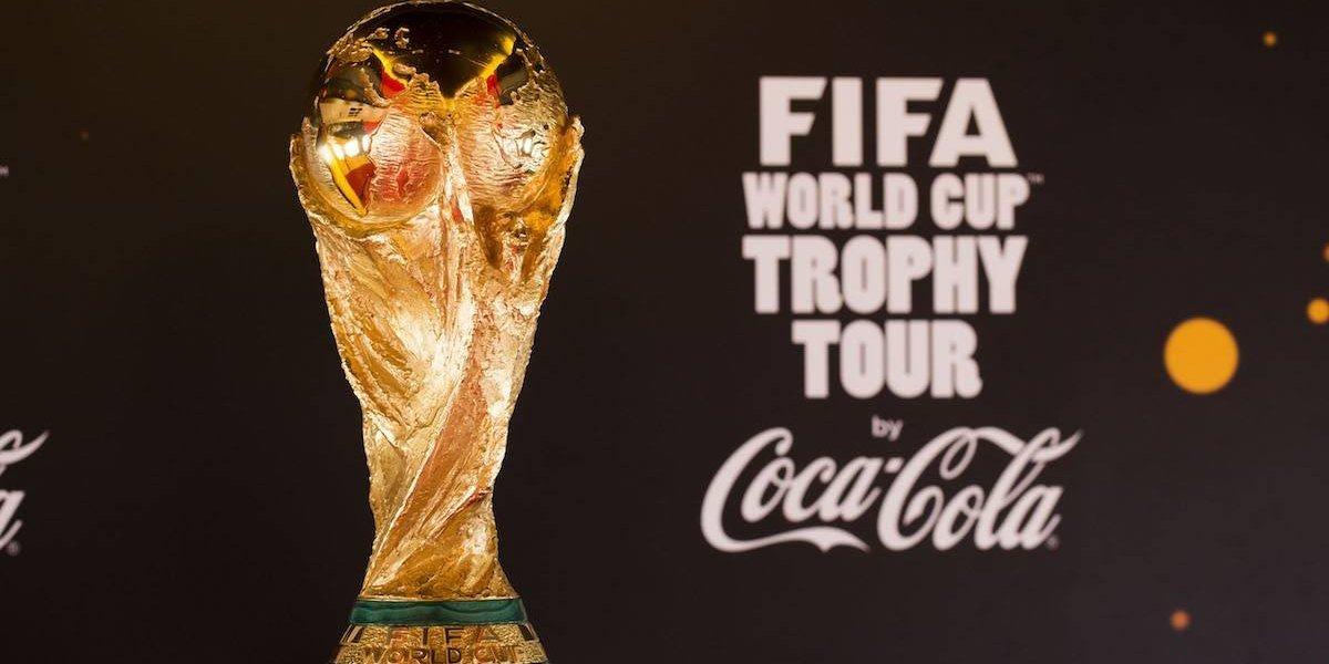 Ya hay fecha para la visita del trofeo del Mundial a México