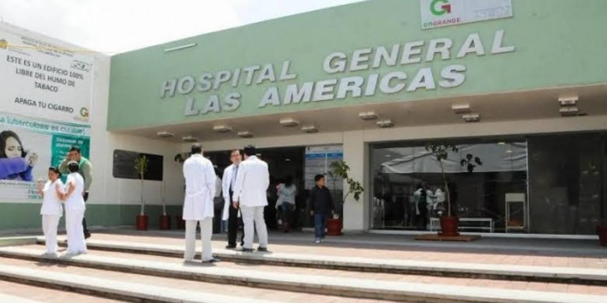 Sobrepoblación en Hospital de Ecatepec pone en riesgo cuatro partos