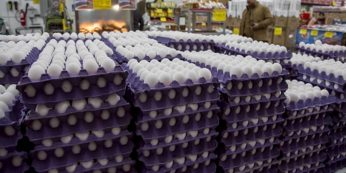 Inflación anual disminuye y se ubica en 5.34% en febrero