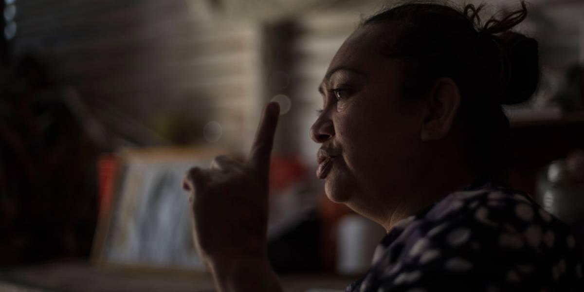 """Vianey Hernández: """"No les conviene que todo salga a la luz"""""""