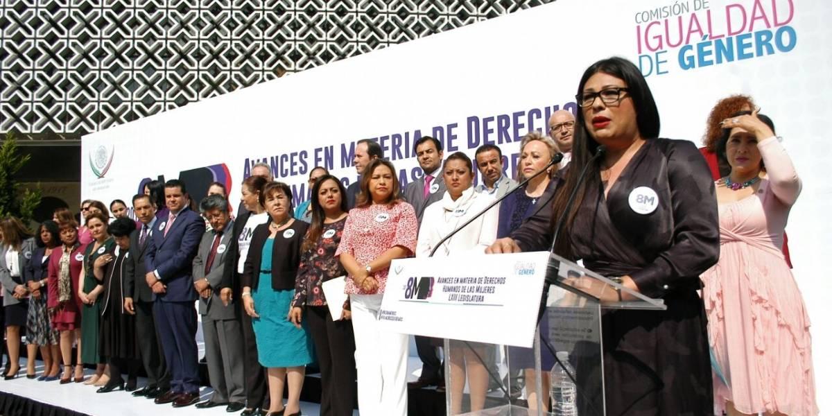 Laura Plascencia celebra aprobación de más de 90 reformas en favor de mujeres