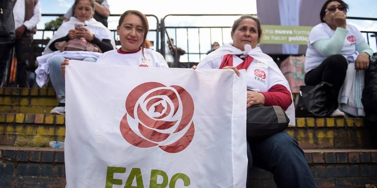 La Farc llega en silencio a primeras elecciones presidenciales como partido