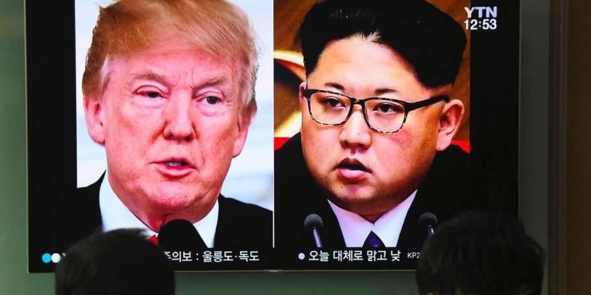 Aún no definen sitio para reunión entre Trump y Kim Jong-un