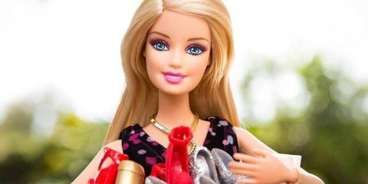 Barbie y sus modelos a seguir