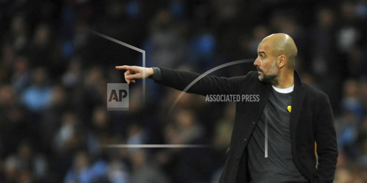 FA multa a Guardiola por cinta pro-catalana