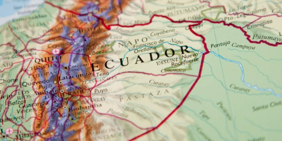 Ecuador planea incrementar sus 200 millas con estudio sobre fondo marino