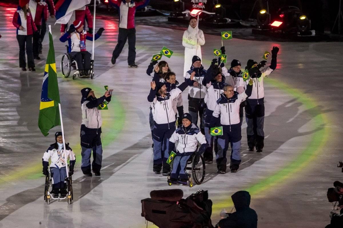 Reprodução/Comitê Paralímpico Brasileiro