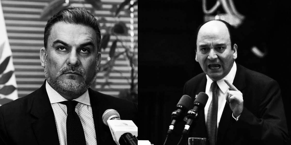 Asamblea Nacional destituye a Serrano y llama a juicio político a Baca