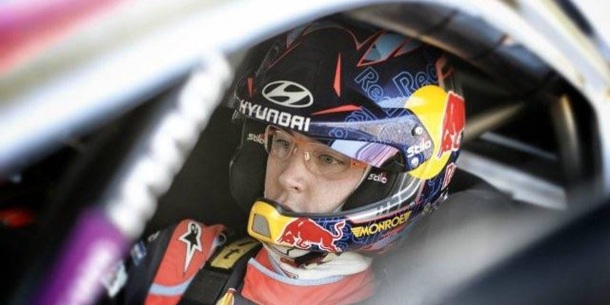 Thierry Neuville, el más rápido en la arrancada del Rally Mexico-Guanajuato