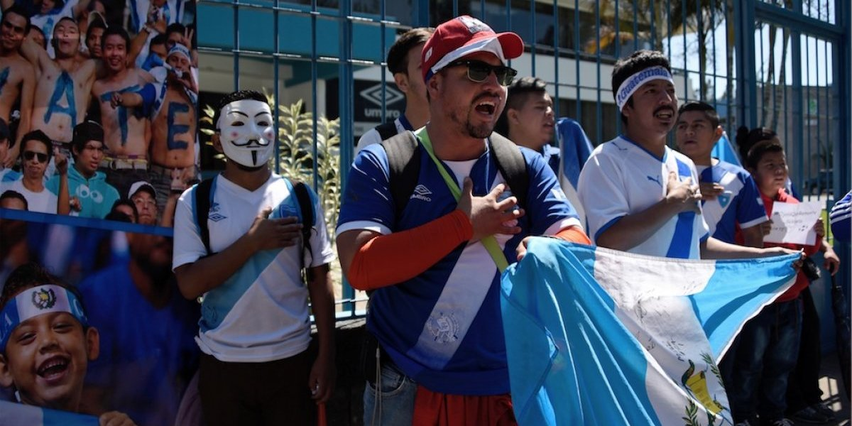 Afición exige a Fedefut y CDAG, una solución para que FIFA quite la suspensión