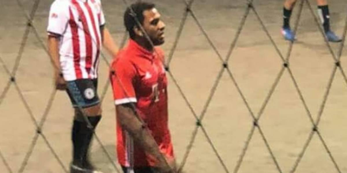Futbolista del Atlas es despedido por 'echar cascarita' de Fut 7