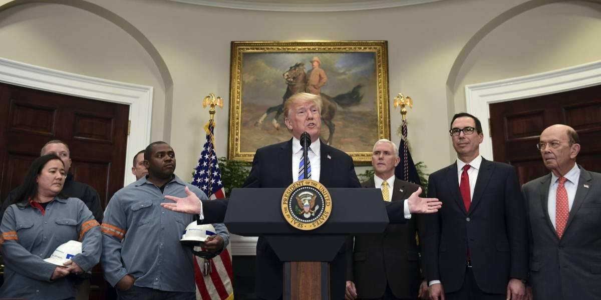 """UE a Estados Unidos: Proteccionismo es un """"callejón sin salida"""""""