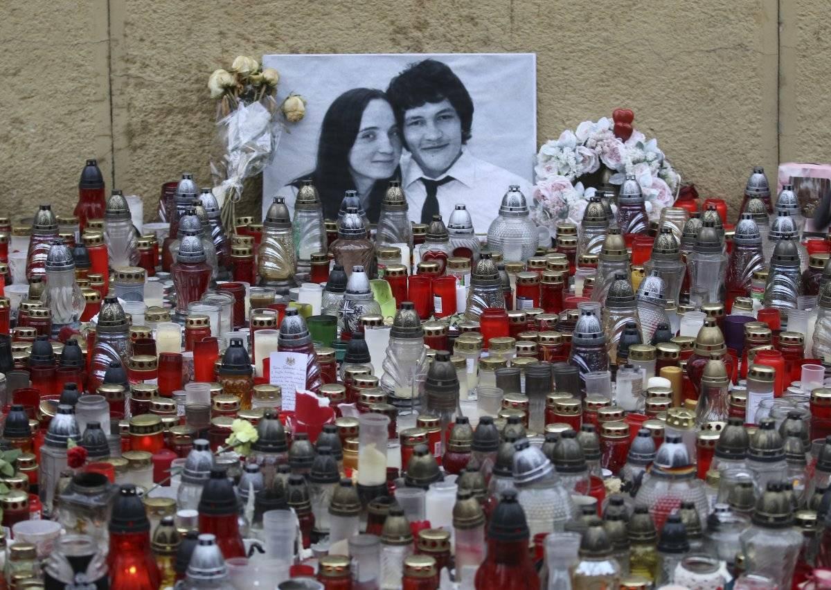 Tras el asesinato sin precedentes de un periodista de investigación y su prometida, Eslovaquia se convirtió en un caos en pocos días