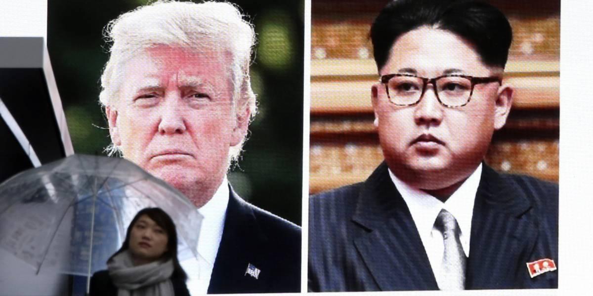 Presiones de Trump obligan a Norcorea a negociar