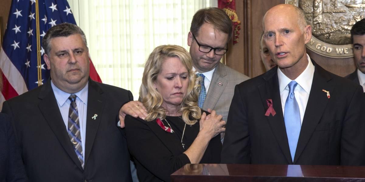 Promulgan ley para resguardar escuelas en Florida