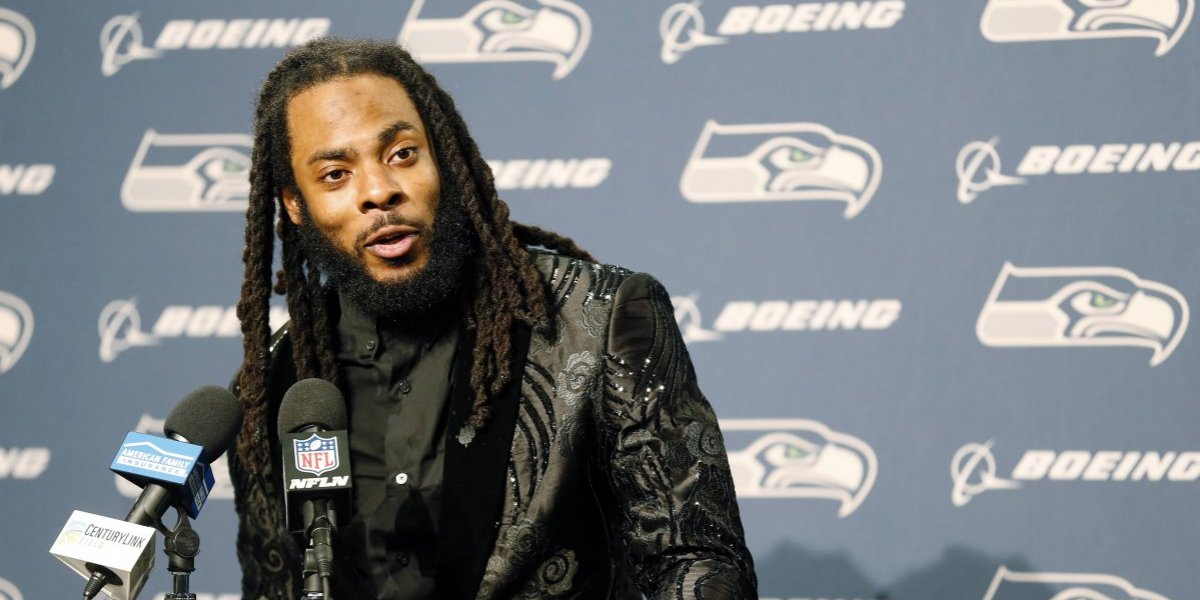 Seahawks de Seattle cortaron a Richard Sherman