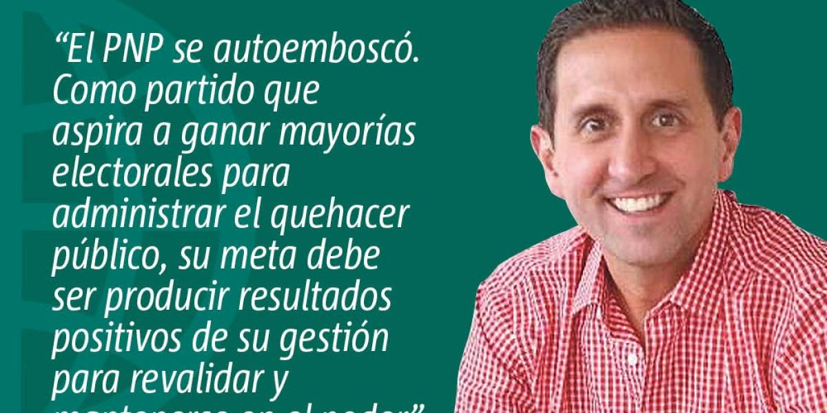 """La """"victoria"""" del PNP"""