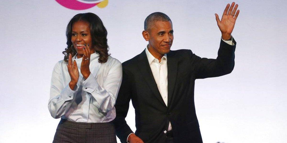 Obama negocia producir contenido para Netflix