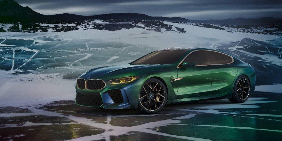 M8 Gran Coupé Concept, la reinterpretación exclusiva de BMW