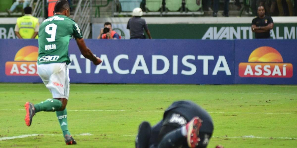 Torcida do Palmeiras corneta placar 'magro' e falta de gol de cobertura no clássico