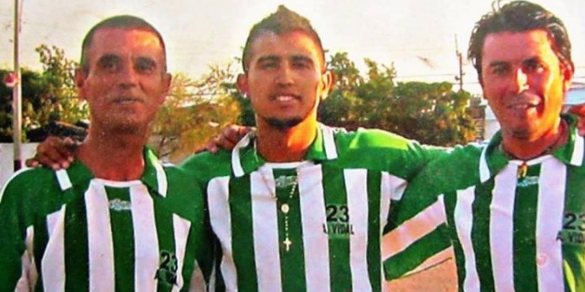El equipo de barrio que vio nacer a Arturo Vidal fue aceptado en la Tercera B