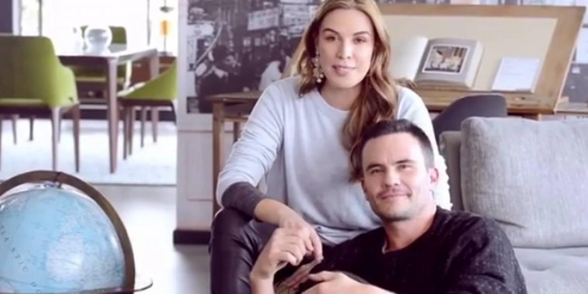 ¡Mónica Fonseca está embarazada de su segundo hijo!
