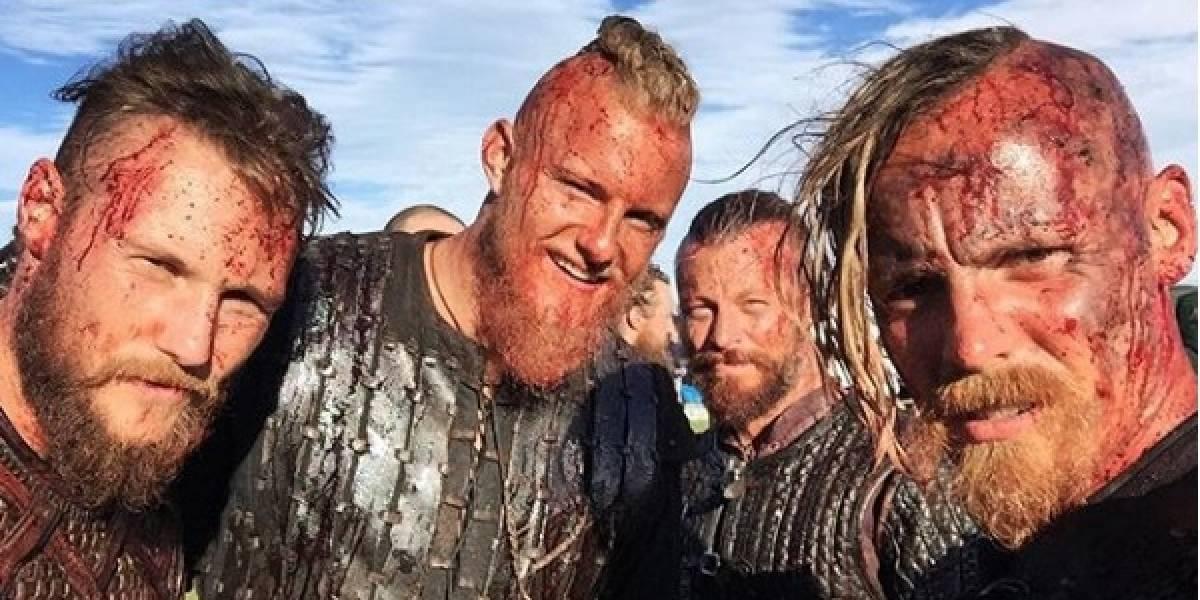 """¡Qué miedo!: Avión en el que iba actor de """"Vikingos"""" tuvo que aterrizar de emergencia en Argentina"""