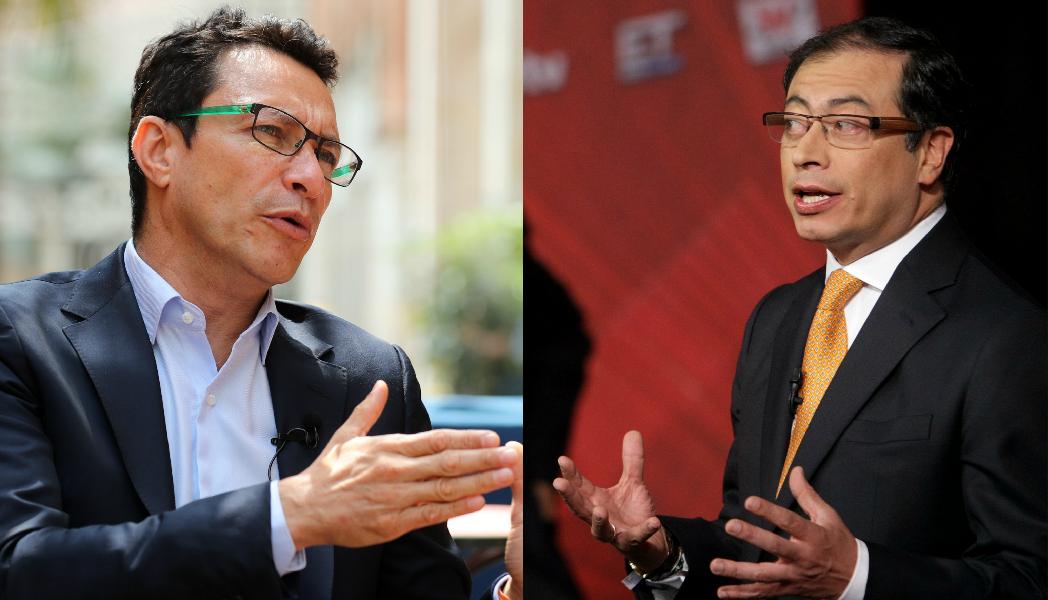 Gustavo Petro arrasó a Caicedo en la consulta de la izquierda colombiana