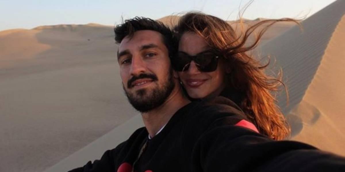 FOTOS: La trágica historia de amor de Davide Astori y Francesca Fioretti