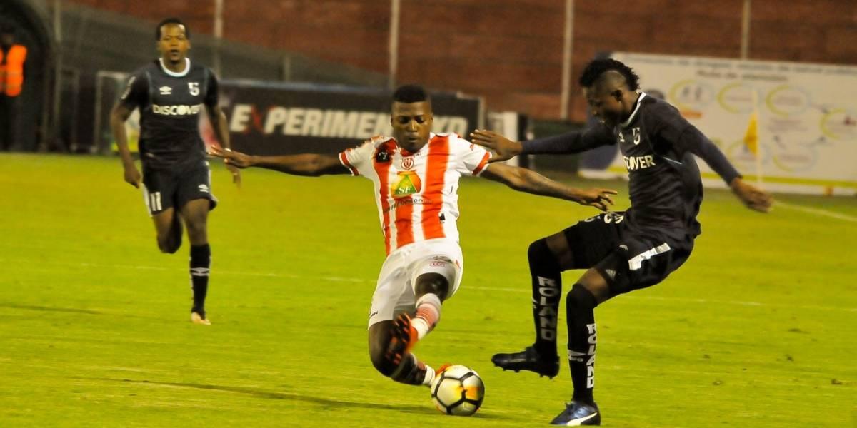 Campeonato Ecuatoriano: U. Católica vence a Técnico Universitario en la fecha 4
