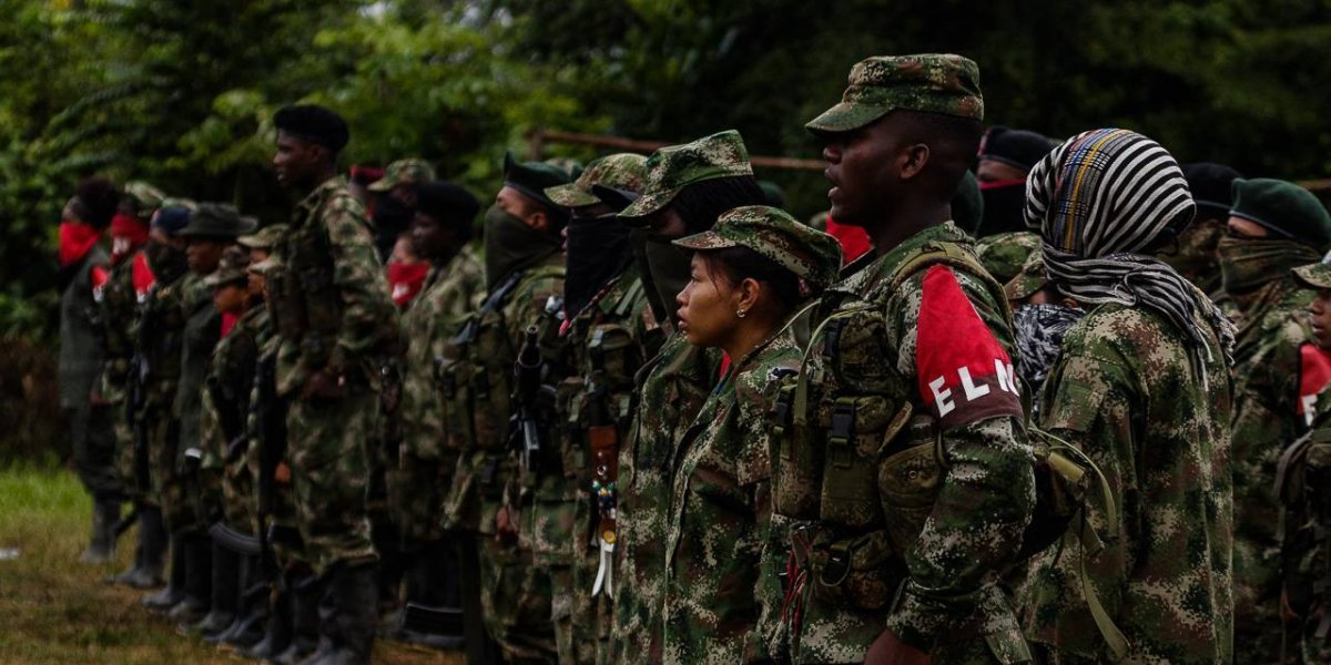 Eln difunde pruebas de vida de tres policías y un militar secuestrados