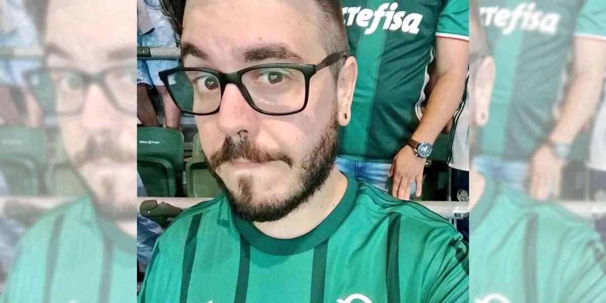 Torcedor gay do Palmeiras diz que sofreu ameaças de morte