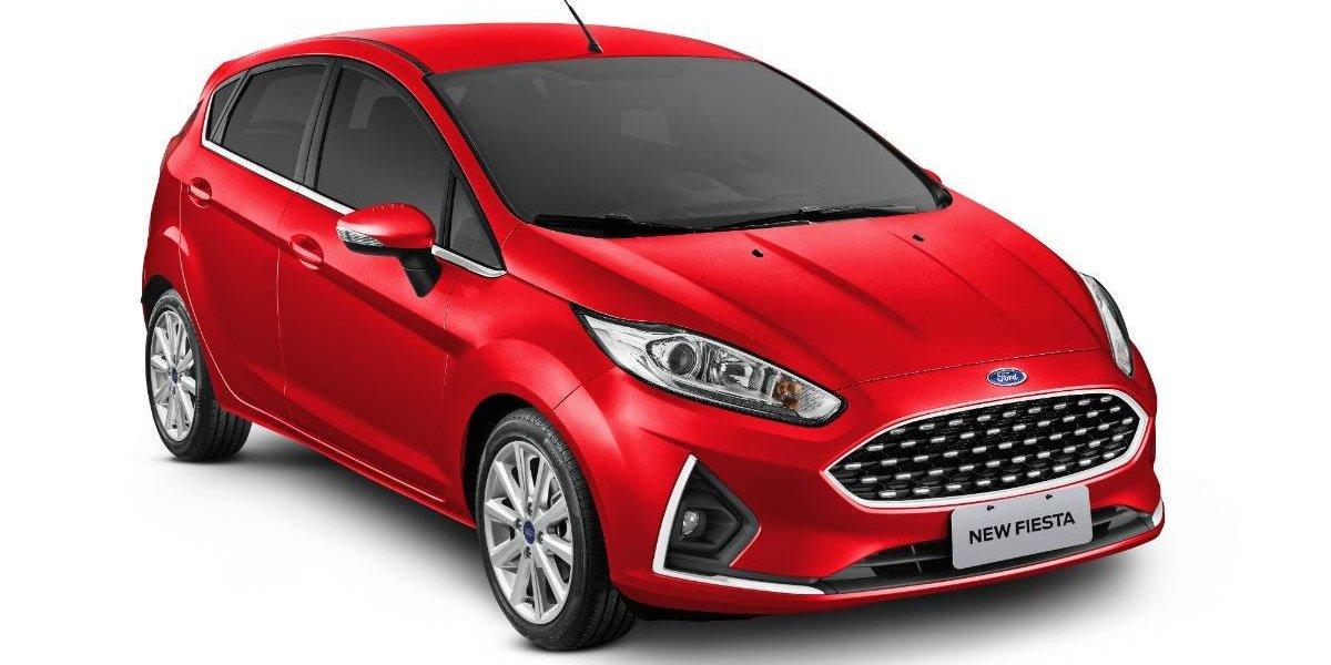 Ford prende nuevamente la Fiesta