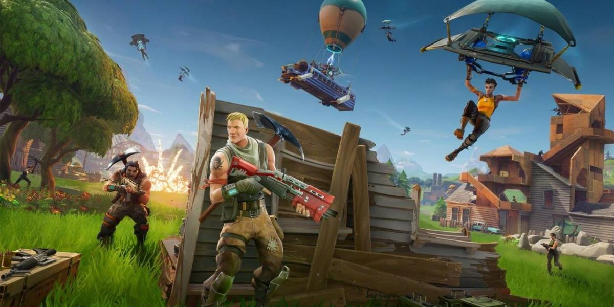 Fortnite Battle Royale se lanzará en dispositivos móviles