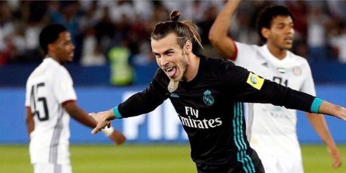 Gareth Bale, anuncia con una tierna imagen, que será papá por tercera vez