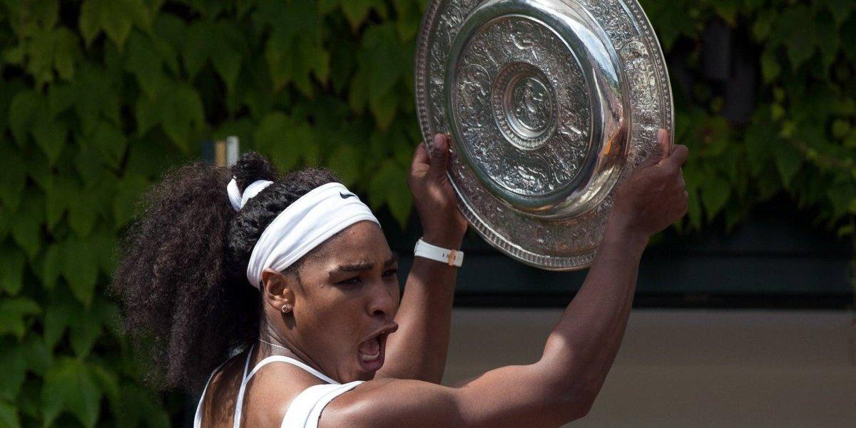 Serena Williams es la única mujer entre las más pagas del mundo