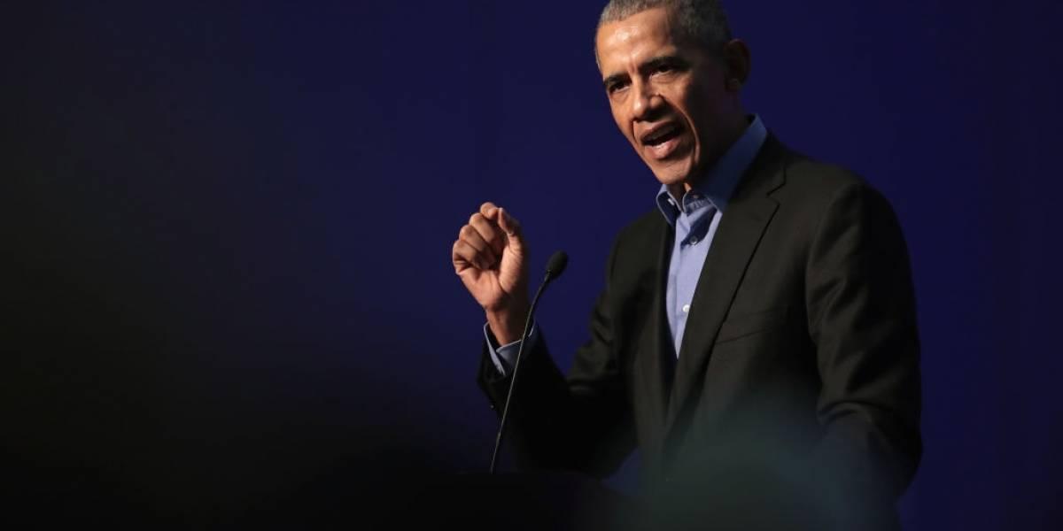 Barack Obama pode estar negociando série com a Netflix