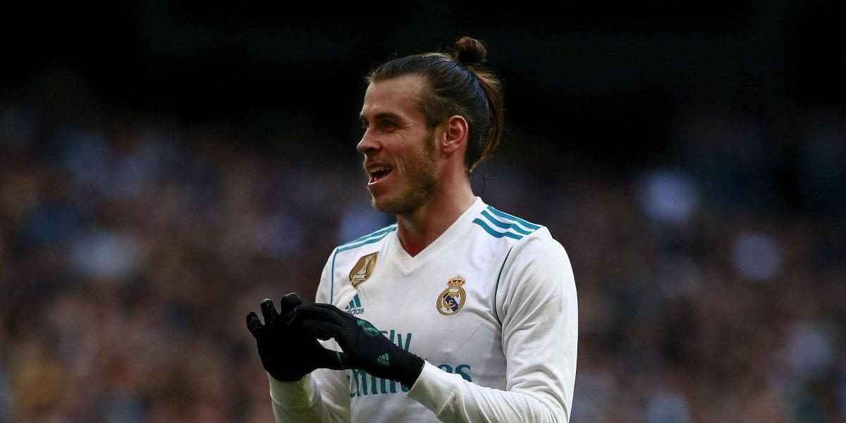 Gareth Bale presume su tercera paternidad