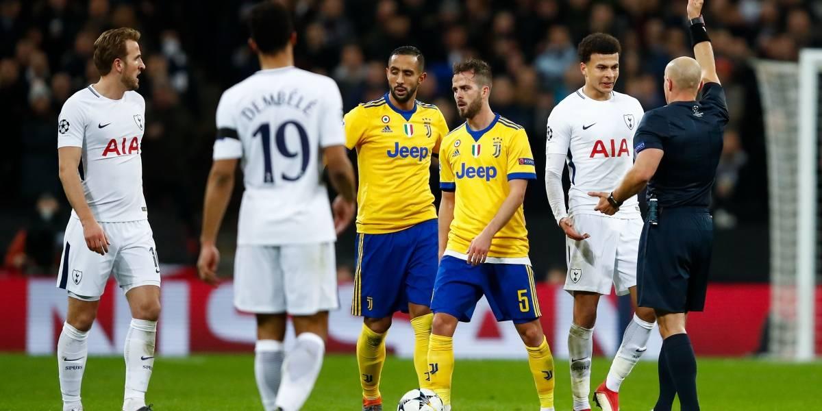 """DT de Tottenham dispara contra Juventus: """"Vi como sus dirigentes le metieron presión al árbitro"""""""