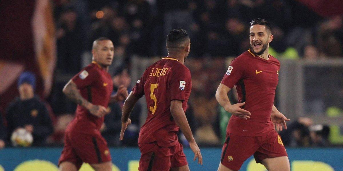 Roma doblega sin problema al Torino