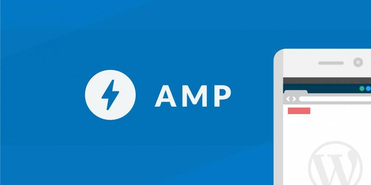 Google quiere que su tecnología AMP de carga rápida sea un nuevo estándar web