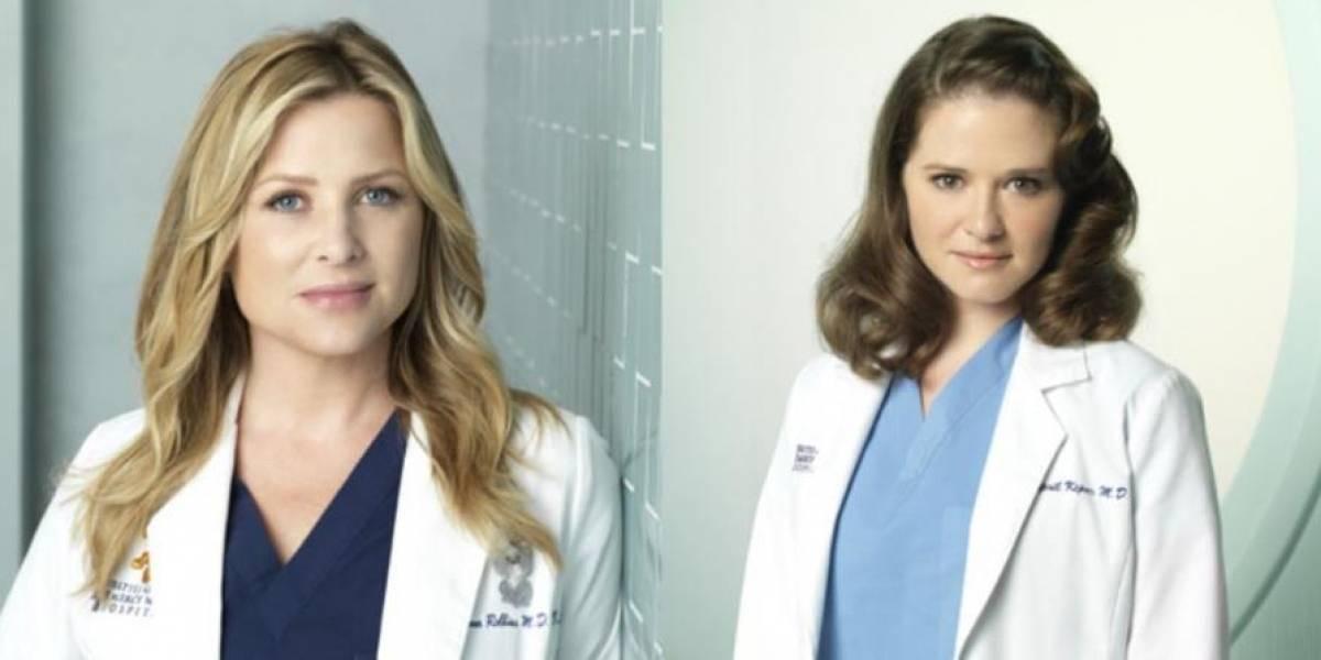 Arizona y April se despiden de Grey's Anatomy
