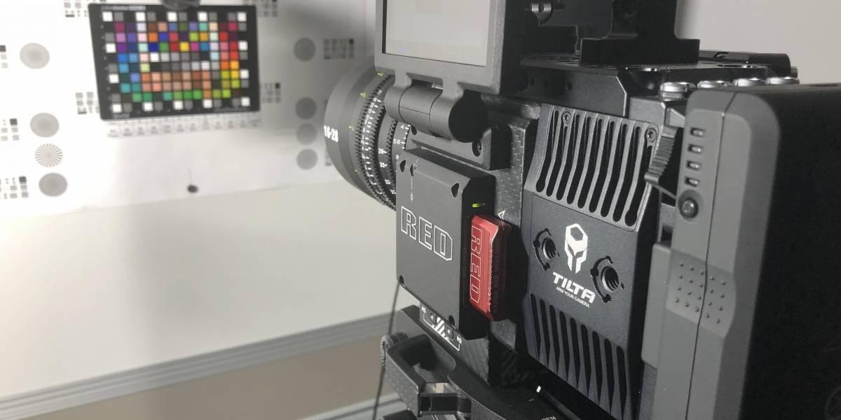 Como são os laboratórios de áudio e vídeo da Netflix