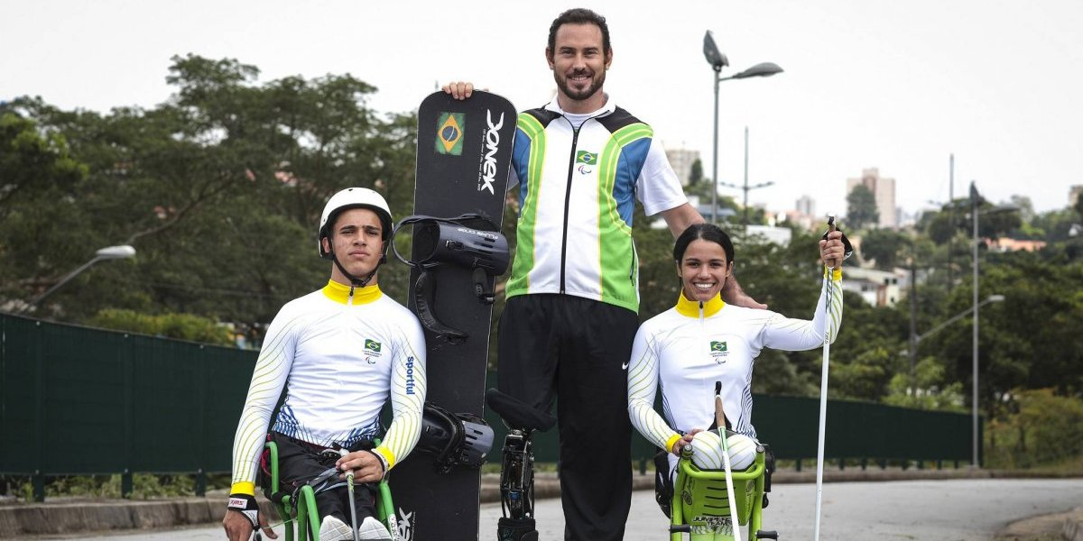 Paralimpíadas de Inverno: saiba quando serão as provas dos brasileiros