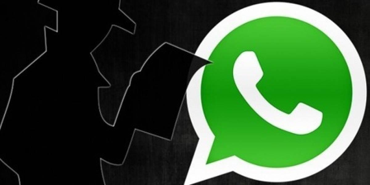 WhatsApp: Ver cómo chatean dos entre sí