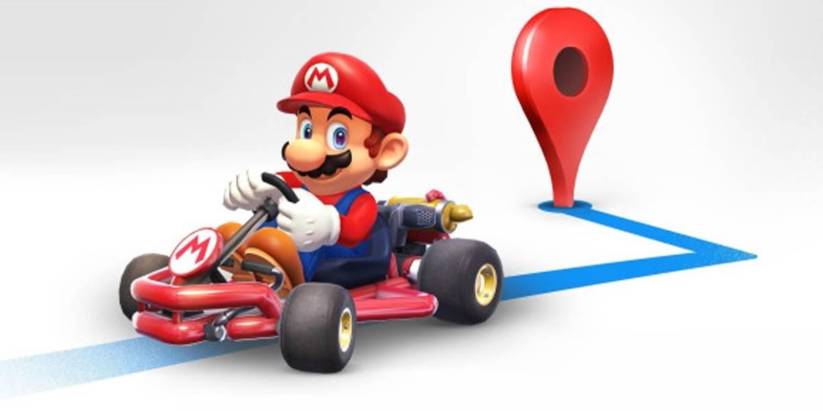Como colocar Mario para orientar a sua rota no Google Maps